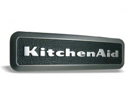 Kitchen Aid Embossed Name Plate