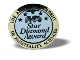 Custom Badge For Star Diamond Award