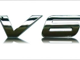 Plastic Chrome Logo V6