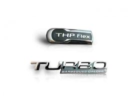 Turbo & THP Flex Emblems
