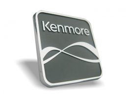 Kenmore Engraved Name Plate