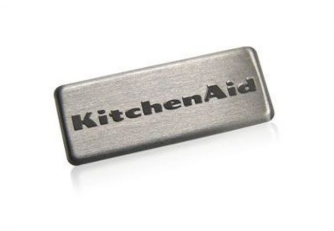 Kitchenaid NamePlate