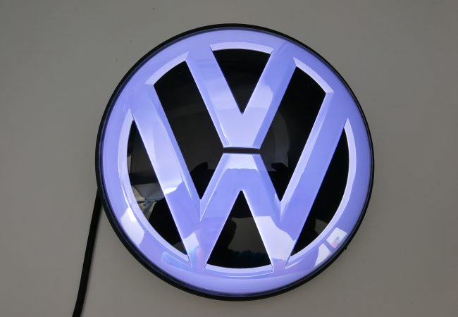 Led Car Logo Premium Emblem Co Ltd