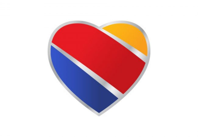 Southwest Airlines Logo - Premium Emblem Co Ltd