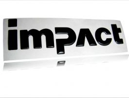 Impact plate