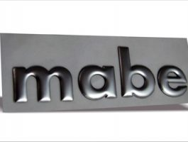 Mabe Flexible Name Plate